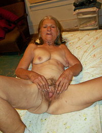Gigapron nude mature woman