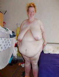 Gigapron big butt mature