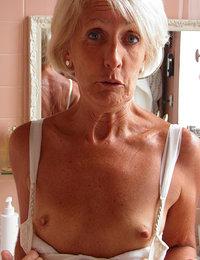Gigapron beautiful mature women